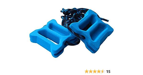 BG Climbing Roca escalada anillos 3D Hangboard: Amazon.es ...