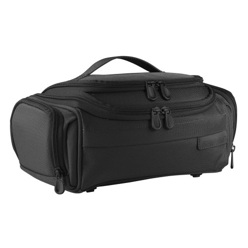 Executive Kit - Briggs & Riley Baseline Executive Toiletry Kit, Black