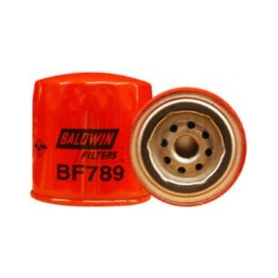 Baldwin BF789 Heavy Duty Diesel Fuel Spin-On Filter: Automotive