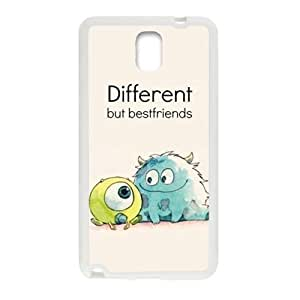 SKULL Monsters, Inc. Cell Phone Case for Samsung Galaxy Note3