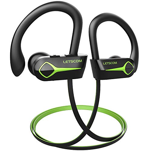 Letscom Bluetooth Headphones 15Hrs