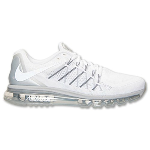 separation shoes 4db1b 2901e well-wreapped Nike Air Max 2015 Men Running Shoes 698902-100, Size 12.5