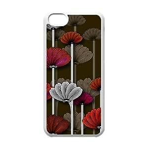 Flower diagram iPhone 5C Case White