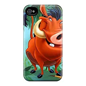 Iphone 4/4s BbE4061xFtM Custom High-definition The Croods Pictures Shock Absorbent Hard Phone Cover -KellyLast