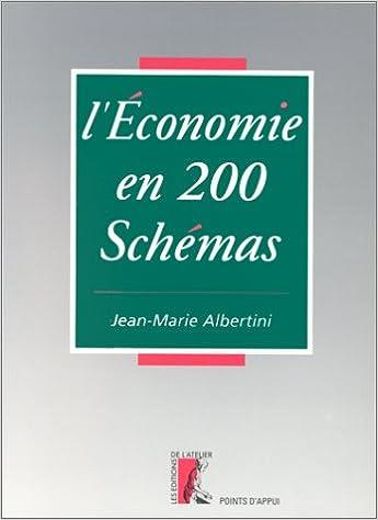 Téléchargement L'économie en 200 schémas pdf