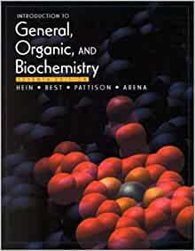 introduction to general organic and biochemistry hein pdf