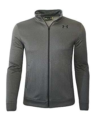Amazon.com: Under Armour Mens UA Storm ATHLETIC FULL ZIP Fleece Lined Jacket (S, Grey): Sports