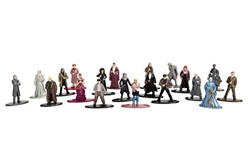 Nano Metalfigs Harry Potter Wave 2 Collectible Toy Figures (20 Piece), Multicolor, 1.65