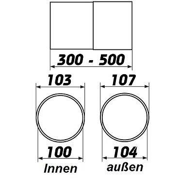 Mauerkasten RUN 100