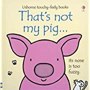 That's Not My Pig...(Usborne Touchy-Feely Books)