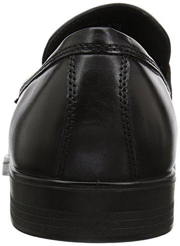 1001 Black Loafer Melbourne Men's Black ECCO xwqCpX1yH