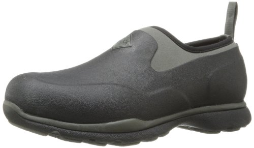 Tackle House Feed - Muck Excursion Pro Men's Rubber Shoes,Black/Gunmetal,13 M US