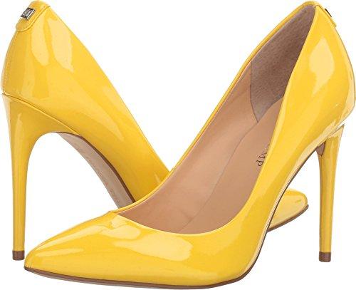 Ivanka Trump Womens Kayden4 Dress Pump Giallo Patent