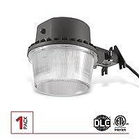 LEDPAX Technology DDBL-35W Barn Light, 1 Pack, Black