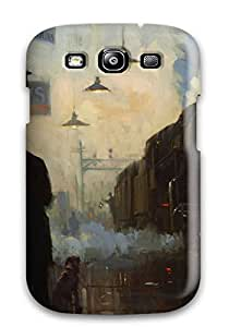 Ideal ZippyDoritEduard Case Cover For Galaxy S3(painting), Protective Stylish Case