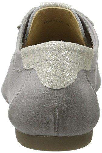 Belmondo Damen Sneaker Grau(celeste 01)