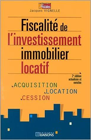investissement immobilier fiscalité
