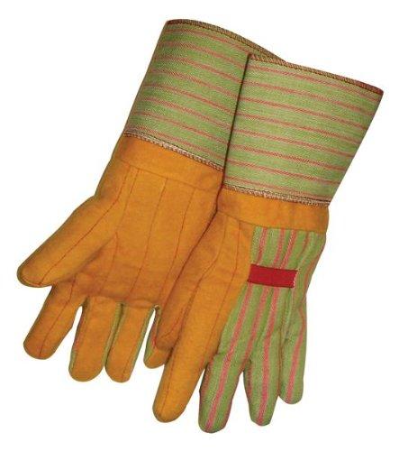 Gauntlet Cuff Chore Gloves (Tillman 1645 18 oz. Golden Chore 4