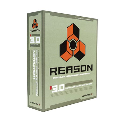 Propellerhead Reason 3.0 Recording - Software Music Reason