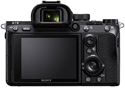 Sony a7 III ILCE7M3/B Full-Frame Mirrorless Interchangeable-Lens Camera with 3-Inch LCD, Black 41HAQEkkpsL