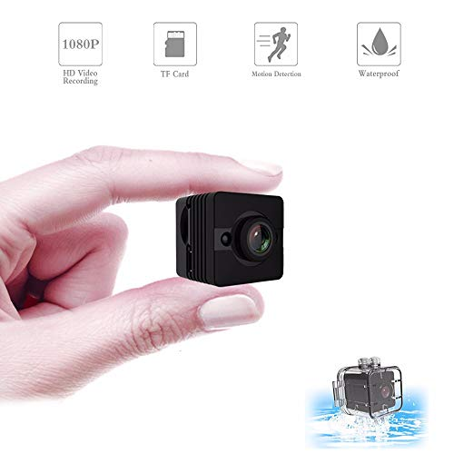 720P Hd Sports Camera With Waterproof Case - 8
