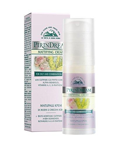 Pirin sueño belleza Bodi – Mattifying crema para piel grasa y combinación 50 ml