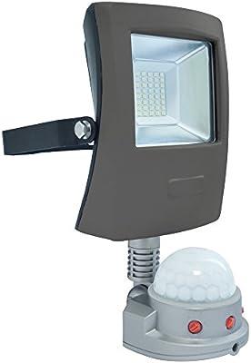 Wonderlamp Proyector LED para Exterior con Sensor de Movimiento ...