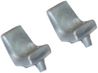 Altura Klickrail inserti (coppia) tappi, nessun colore, NA, Uomo, Klickrail Inserts (Pair), No Colour 4030572001347