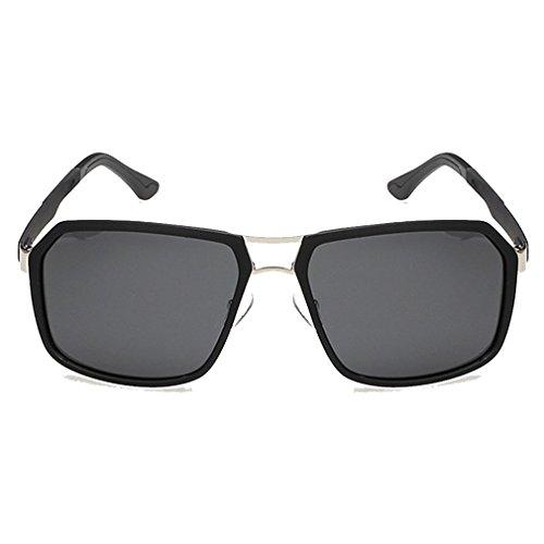 LOMOL Mens Summer Fashion Cool Personality Wayfarer Driving - Uk Glasses Driving Night Anti Glare