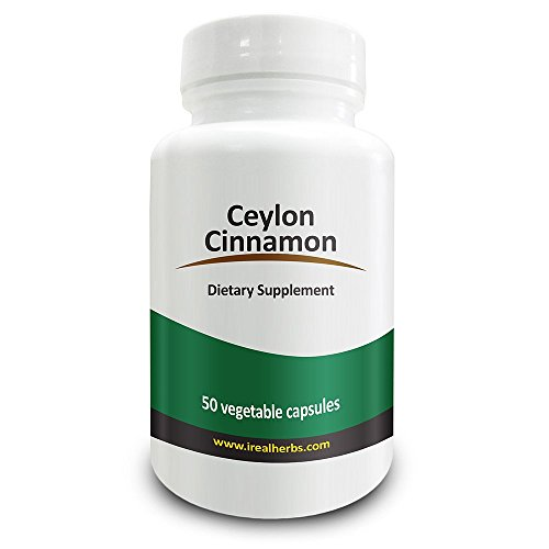 Bio Ceylon Zimt Kapseln - 750 mg von