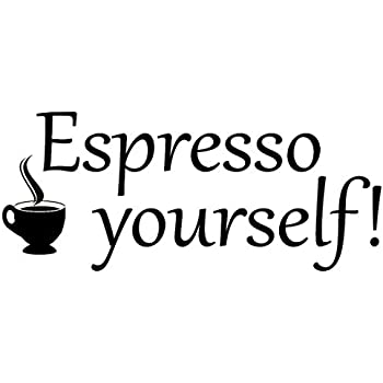Coffee House Cup Cafe PERSONALIZED Wall Clock Kitchen Espresso GREAT GIFT