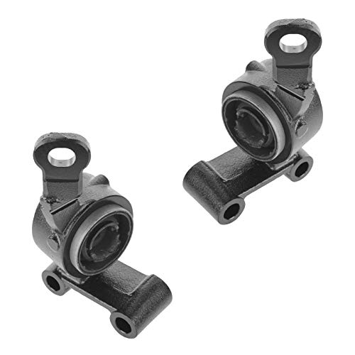 (Front Lower Control Arm Rear Support Bracket Pair Set for 02-07 Mini Cooper)