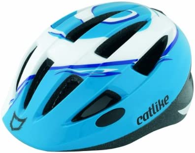 Catlike Radikal - Casco Infantil para Bicicleta Negro Negro Talla:55-58.5cm: Amazon.es: Deportes y aire libre