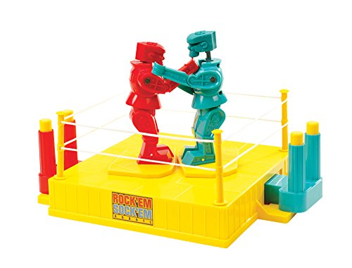 Mattel Games ROCK SOCK ROBOTS product image