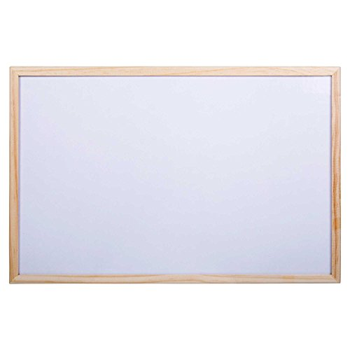 Office Works, White Board with 2 Metal Hangers, 12 x 18 inches ...