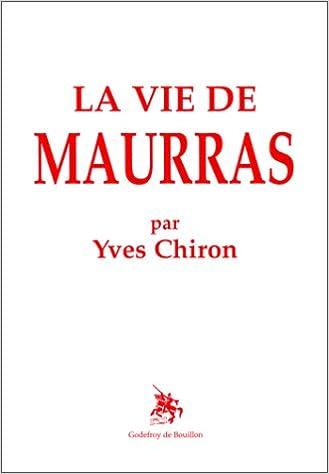 En ligne La vie de Maurras pdf