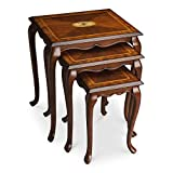Cheap BUTLER 2306101 THATCHER OLIVE ASH BURL NEST OF TABLES