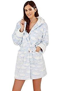 Loungeable - Pijama para mujer, diseño de nubes
