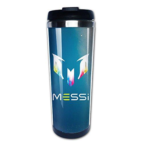 U.T.HOME Best Soccer Player Messi Logo Coffee Mug Starbucks/Thermal/Travel Mug Tumbler