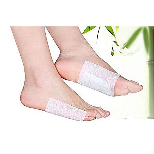 Foot Pads – Foot Care – 50 Adhesive Sheets and 50 Foot Pads