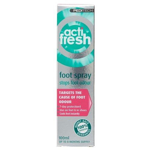 Peditech Foot Odour Treatment 100ml 3205333