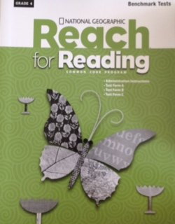 National Geographic Reach For Reading Benchmark Tests Grade 4