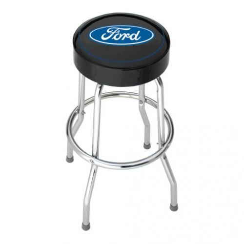 All States Ag Parts Garage Stool - Ford
