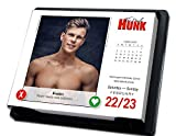 The Daily Hunk 2020 Boxed Day-To-Day Calendar