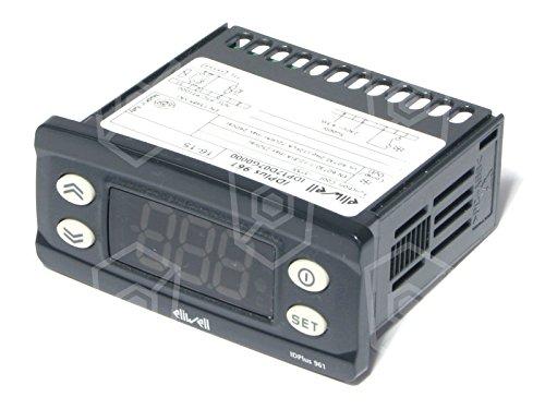 Électronique type de Eliwell IDPLUS 961230V AC régulateur de 55à + 150°C 71x 29mm avec NTC/Pt1000/Sonde PTC