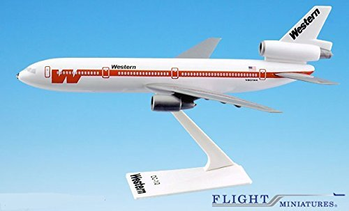 Dc 10 Airplane (Western