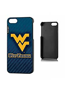 Team ProMark PC5U079 Polymer Hard Case for iPhone 5 - Retail Packaging - West Virginia
