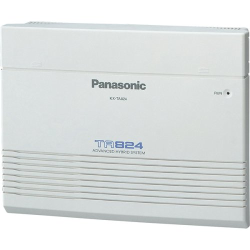 Panasonic KX-TA824 Advanced Hybrid Analog Telephone System Control -
