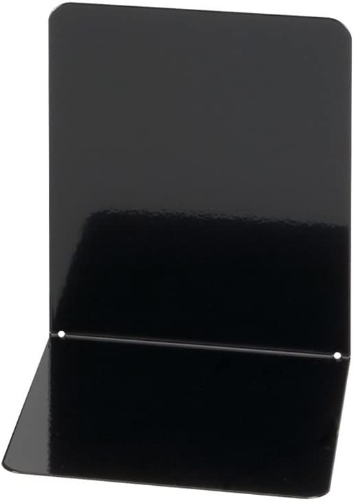 Maul Buchst/ützen Metall breit 14x12x14cm schwarz VE=2 St/ück