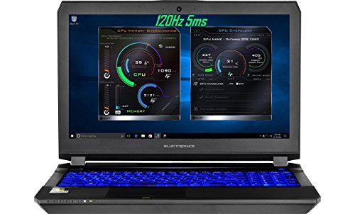 Eluktronics P650HP6 G Ready Gamers Laptop